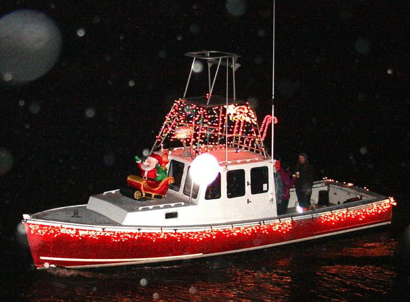 Boothbay Festival of Lights - Sea Maine