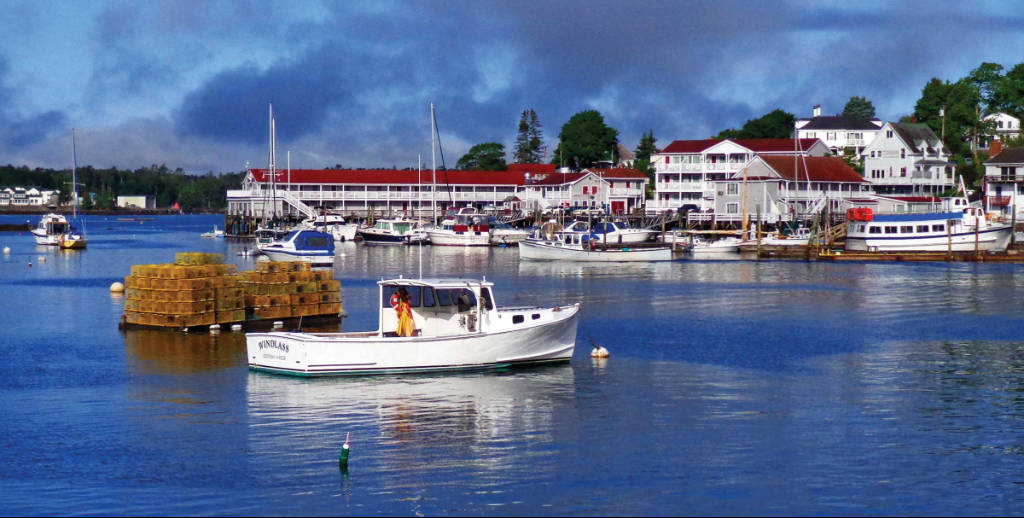 Maine-Boothbay-Harbor