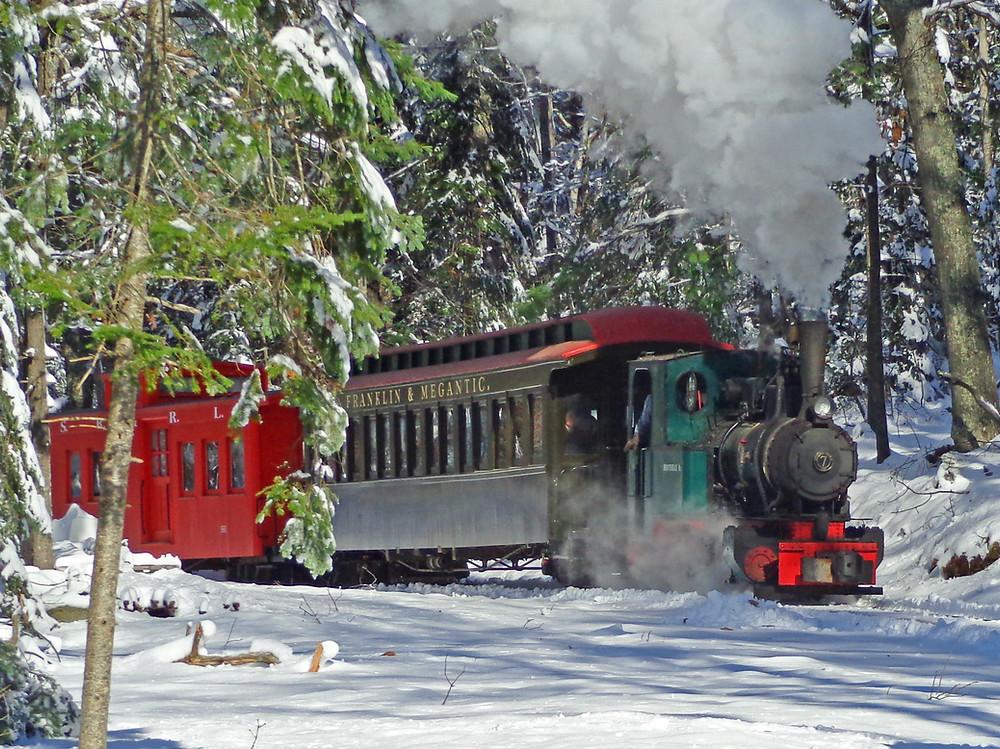 North Pole Express - Sea Maine Vacation Rentals