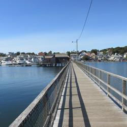 footbridge east