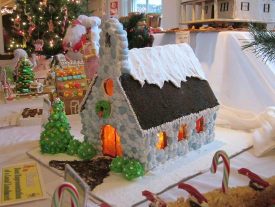 Gingerbread Spectacular - Sea Maine Vacation Rentals