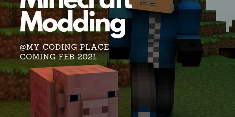 Minecraft Modding Workshops