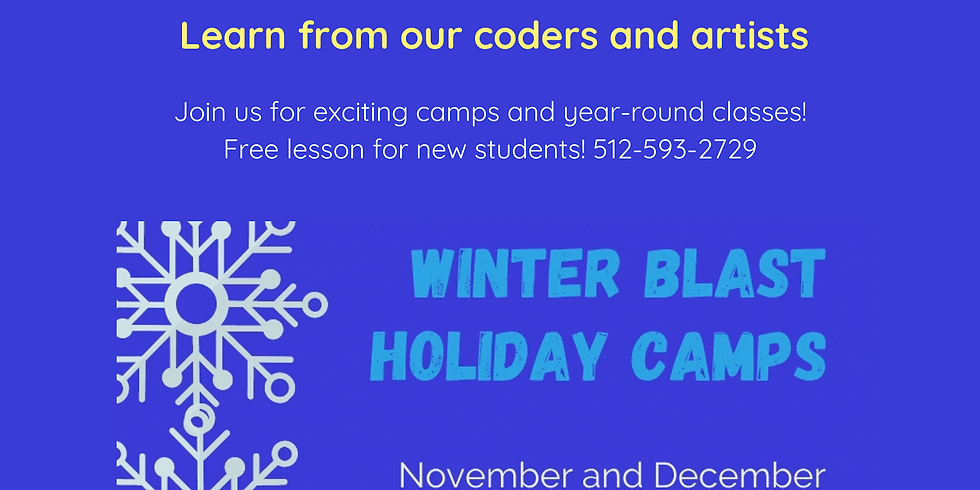 Winter Blast Holiday Camps