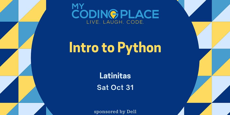Latinitas Intro to Python