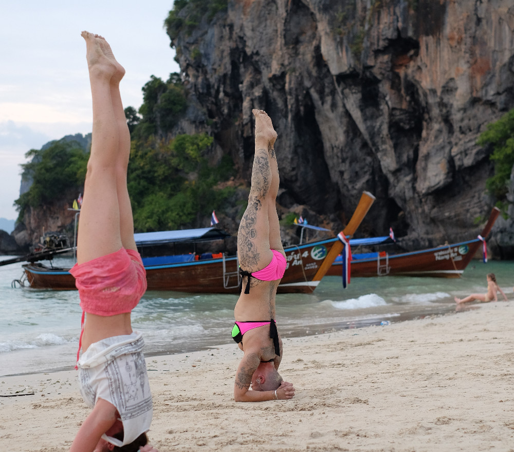Thai Yoga Retreat Therapy