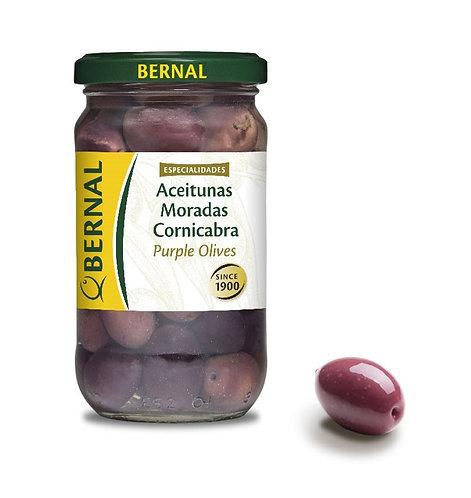 ACEITUNAS MORADAS CORNICABRA