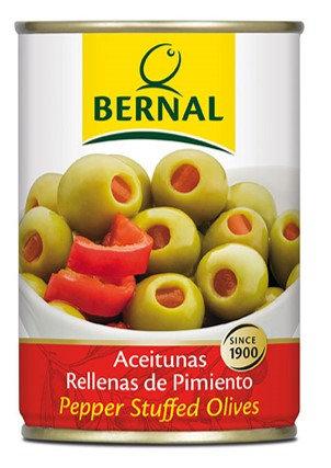 ACEITUNAS RELLENAS DE PIMENTON