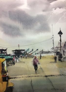 Areiy Ksatr ferry port
