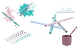 Flexi Straws