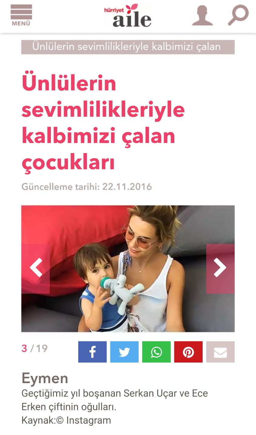 Hürriyet, Kasım 2016