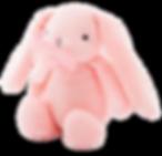 Sleep Buddy - Pink Bunny.png
