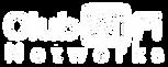 Clubwifi White Logo