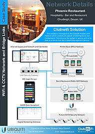 Restaurant GDP Wifi Solution