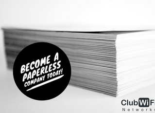 Are you a Paperless Business?