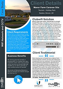 Manor Farm Wifi Case Study