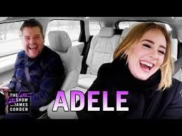 Carpool Karaoke: Adele
