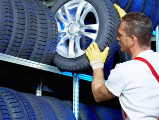 How to Store Car Winter Tires