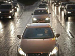 Can we solve traffic problems with driverless cars?