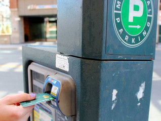 Green P App to become available for on street parking