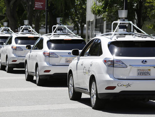 Self-driving cars in 30 U.S. cities by 2016