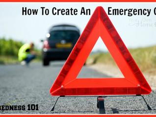 Prepare An Emergency Car Kit