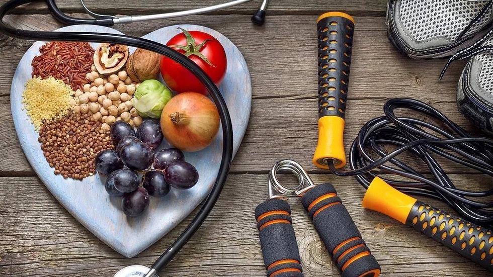 Dieta y Entrenamiento Personalizado Online