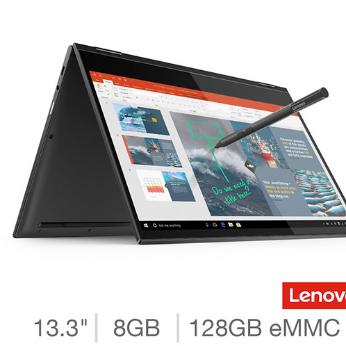 Lenovo Yoga C630 & Pen - Touch Screen Laptop & Tablet