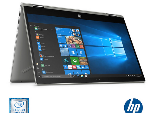 HP Pavilion x360 - Touchscreen Laptop/Tablet