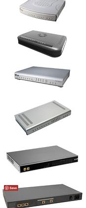 市話轉接器(多種port數、型號俱全)