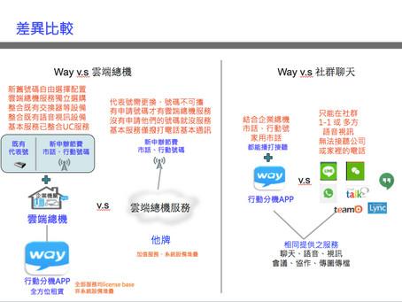 台灣博通way新世代 翻轉企業通訊模式