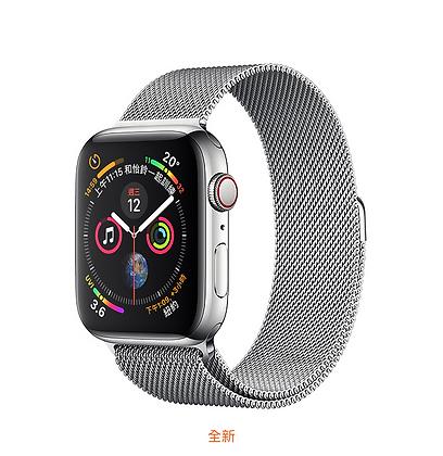 不鏽鋼錶殼搭配米蘭式錶環