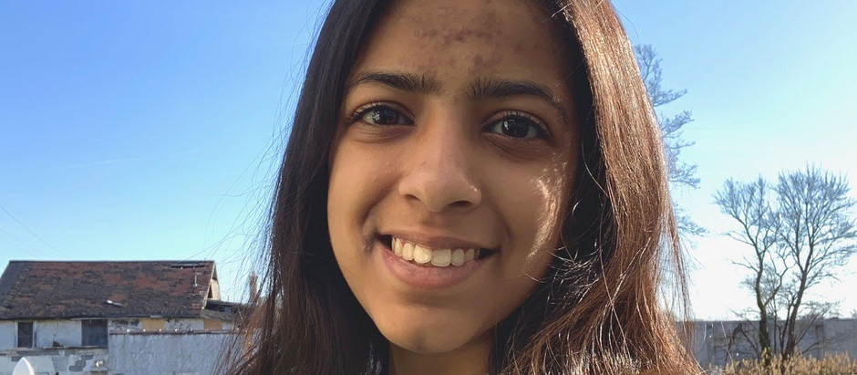 January Member of the Month: Nandini Goyal