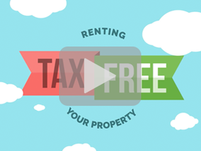 Renting Your Property Tax Free