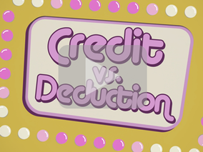 Tax Credit vs. Deduction