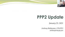 PPP2 Update Webinar