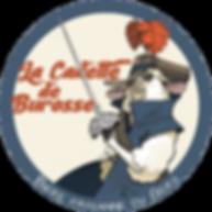 "Logo ""La Cadette de Burosse"""