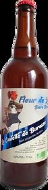 """Bières artisanale bio """"Fleur de Lune"""" blanche"""