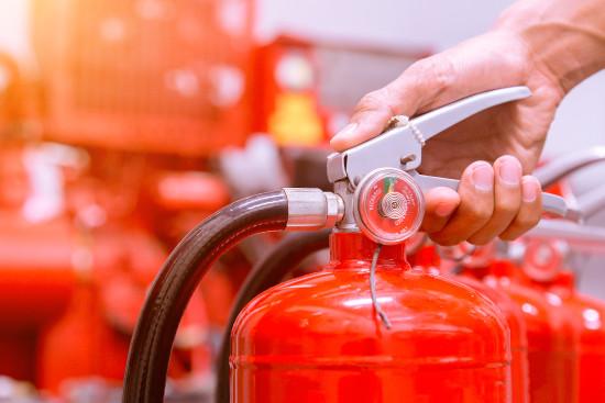 Πώς να Αντιδράσεις σε Περίπτωση Πυρκαγιάς