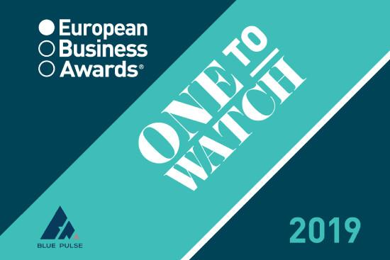 Η Blue Pulse Υποψήφια για το Βραβείο Επιχειρηματικής Καινοτομίας στα European Business Awards 2019!