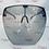 Thumbnail: Trendy Transparent Face Shield