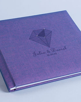 DreamBook 4k soft paged layflat Gamma collection cover pattern UV print laser etch.jpg