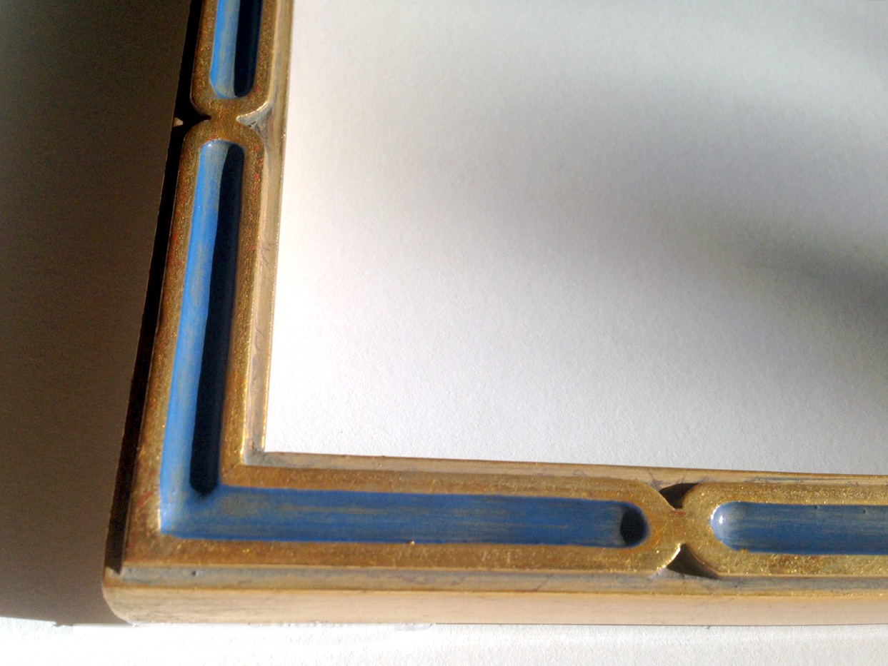 Frame Corner Sample