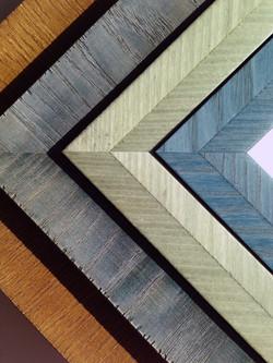 Frame Corner Samples