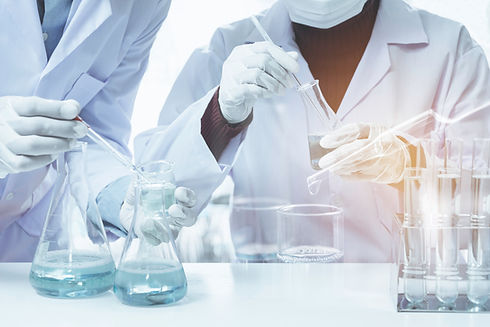 researcher-with-glass-laboratory-chemica