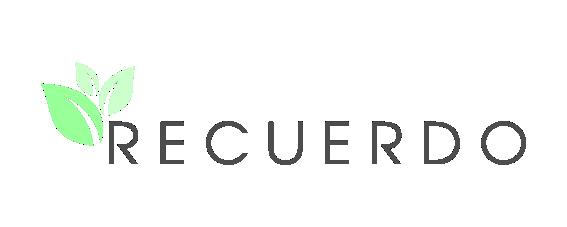 Maciej Kacprzak - Logo RECUERDO_04_DRUK_