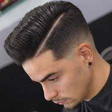 Mens Haircut & Shave