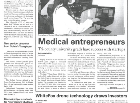 CDG Biotech Corporation in the News