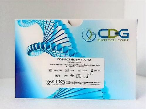 PCT (Procalcitonina) ELISA Rapid, CDG Biotech Corp.