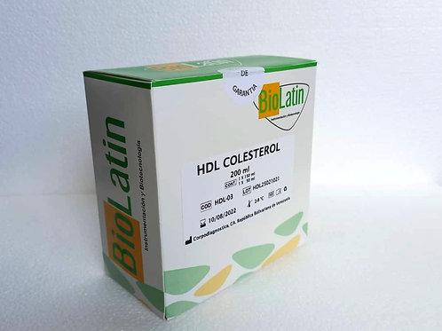 HDL-Colesterol Biolatín (método directo)