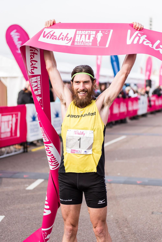 Marathon training prep